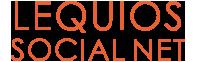 レキオスネット | 縁を円に変える、新たなソーシャルネット。会員募集中です。 Logo